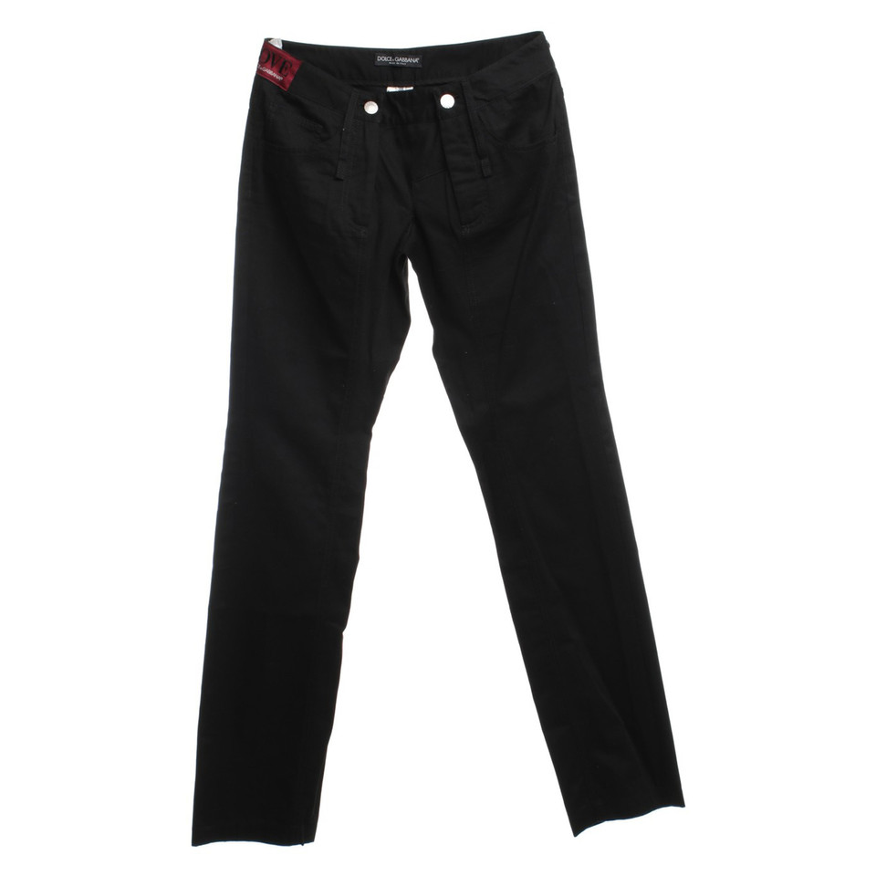 Dolce & Gabbana Jeans in black