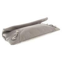 Balenciaga clutch in grey