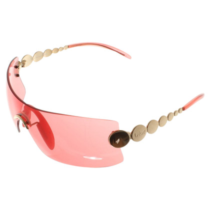Christian Dior Sunglasses in Red
