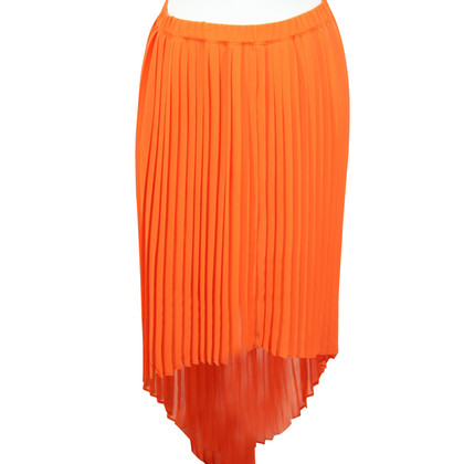 French Connection skirt in orange