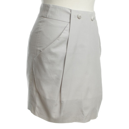 Chloé Silk skirt in grey