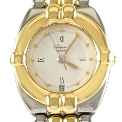 Chopard Montre Gstaad Lady Acier inoxydable / Or
