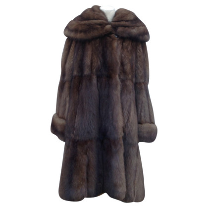 Other Designer Vintage Zobel fur coat