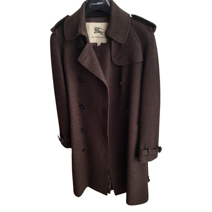 Burberry Coat in brown