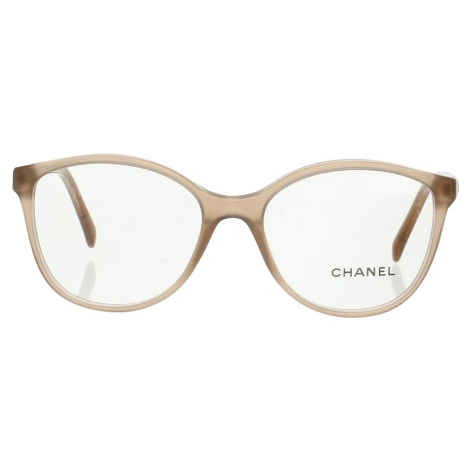 chanel brille in beige second hand chanel brille in beige gebraucht kaufen f r 150 00 1733737. Black Bedroom Furniture Sets. Home Design Ideas