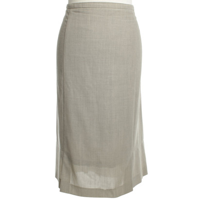 Akris Business-skirt in Beige