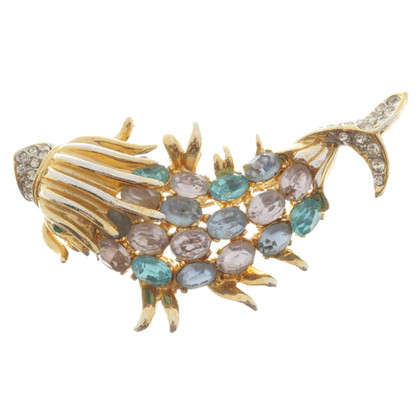 Kenneth Jay Lane Brooch with jewelry