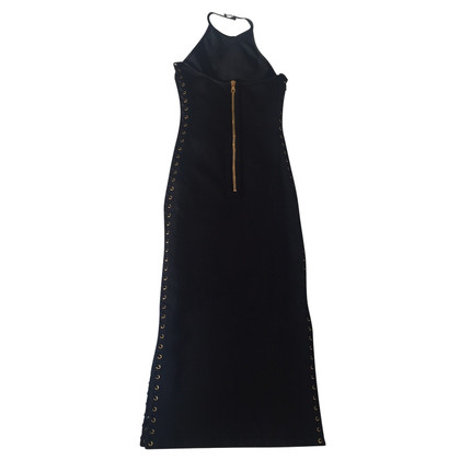 Balmain Black evening dress