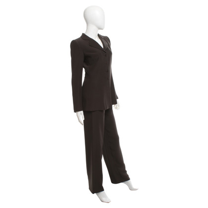 Armani Suit in brown