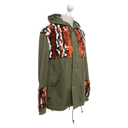 Other Designer Mr & Mrs - cotton parka