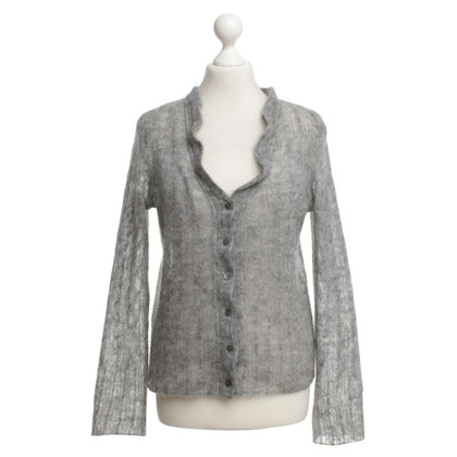 Marc Cain Strickjacke in Grau
