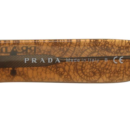 2f475a05987c Prada Sunglasses with lace pattern - Second Hand Prada Sunglasses ...