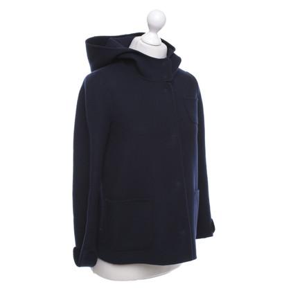 Max Mara Donkerblauwe jas