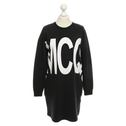 McQ Alexander McQueen Sweater Dress in Dark Grey