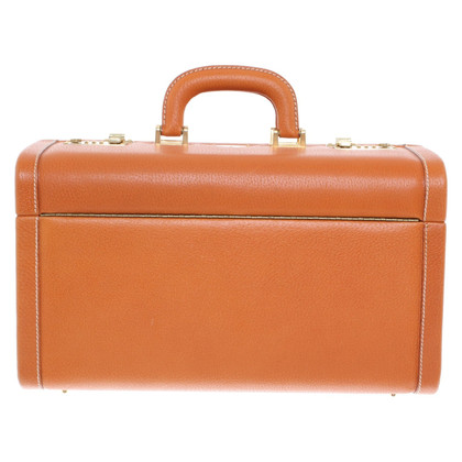 Prada Beauty Case in orange