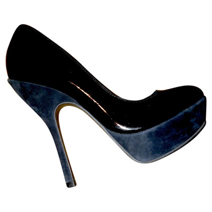 Kurt Geiger Lackleder-Pumps
