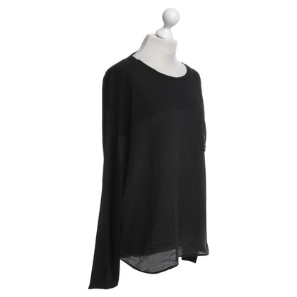 Drykorn Top in nero