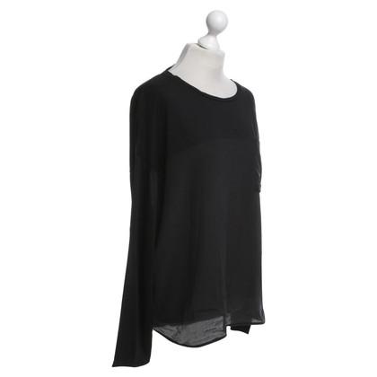 Drykorn Top in zwart