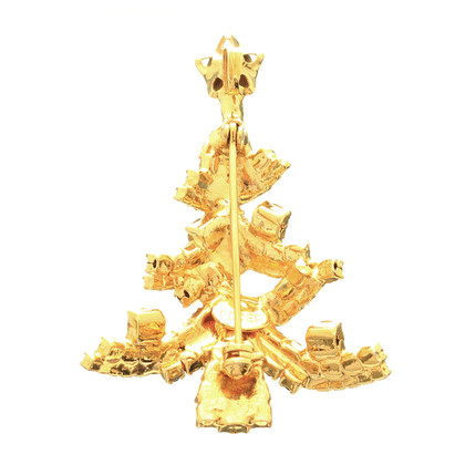 Other Designer Christmas tree brooch