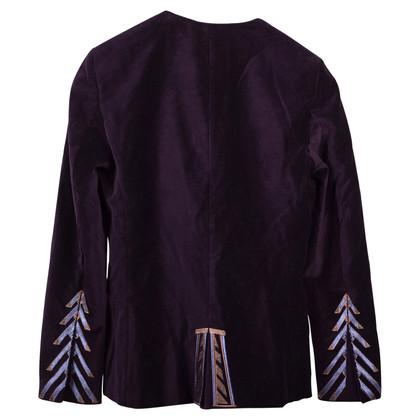 Zadig & Voltaire Blazer in violet
