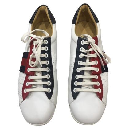 Gucci Sneakers in tricolor