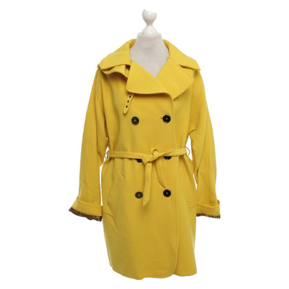 Dolce & Gabbana Coat in yellow