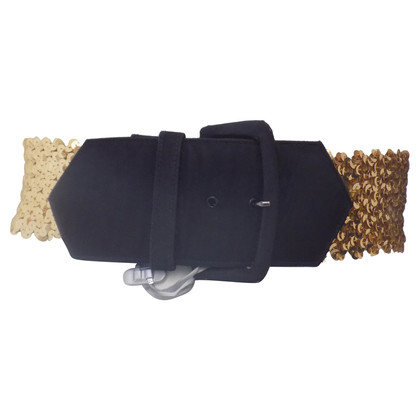 Emanuel Ungaro Belt with sequins