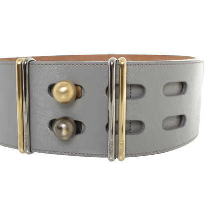 Fendi riem in Gray
