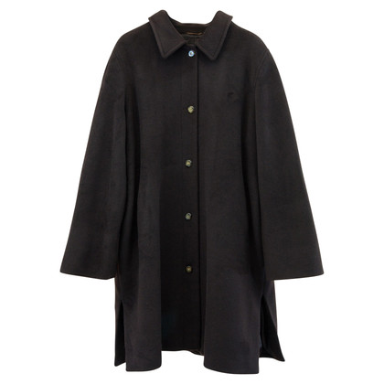 Marina Rinaldi Virgin wool & cashmere coat