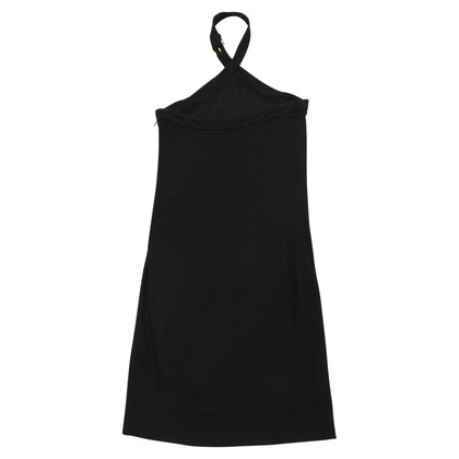 Gucci Halterneck dress in black