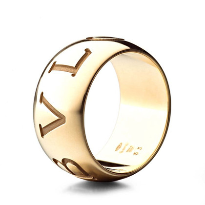 Bulgari Ring made of gold