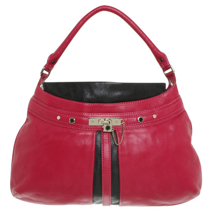Marc Jacobs Handtas in zwart / Pink
