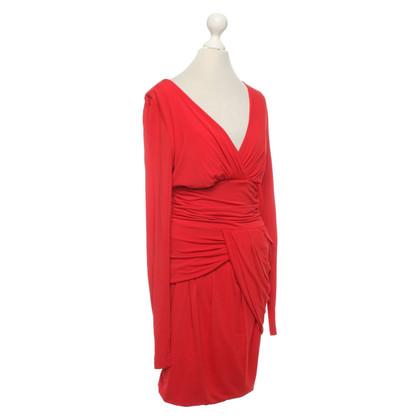 Elisabetta Franchi Kleid in Rot