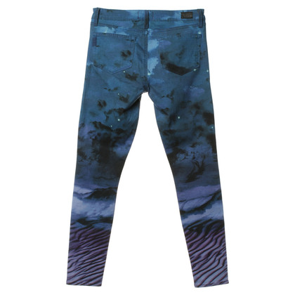 Paige Jeans Jeans with scenic print