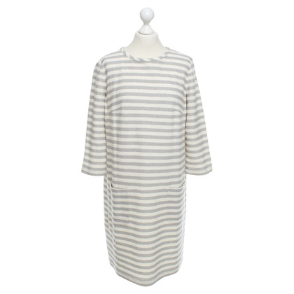 Laurèl Dress with striped pattern