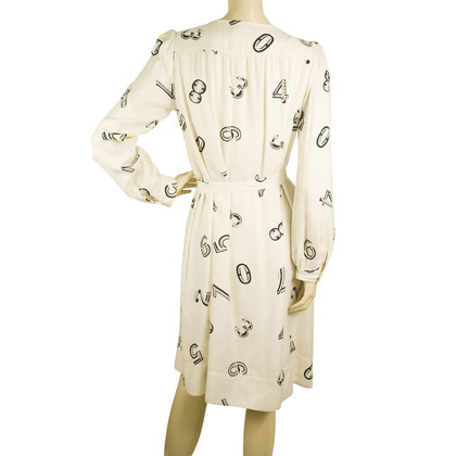 See by Chloé Dress with numbers print