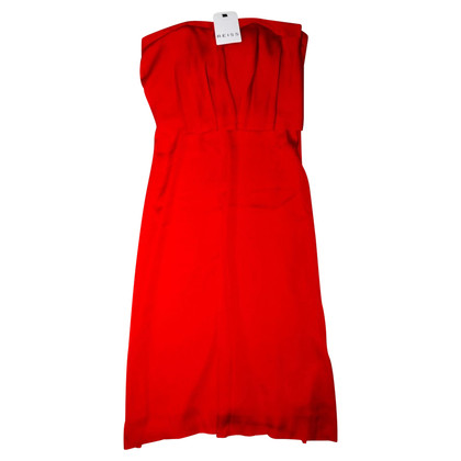 Reiss Red Raffy Dress