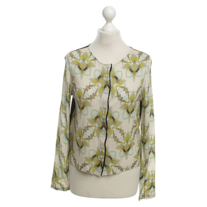Dorothee Schumacher Blouse with a floral pattern