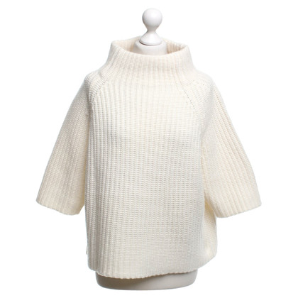 Other Designer i heart - knit sweater in cream