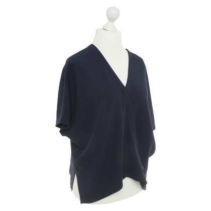 Laurèl Blouse in donkerblauw