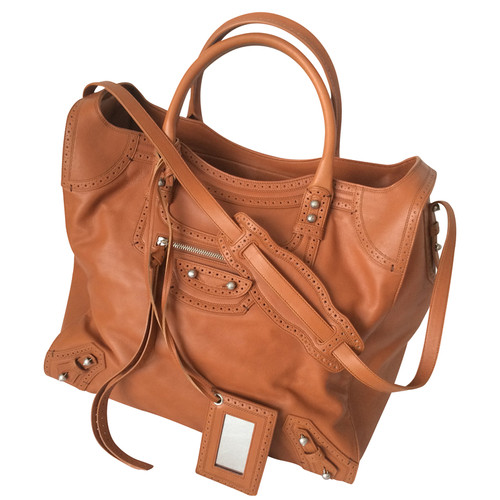 9327daf68814 Balenciaga Bag in Cognac - Second Hand Balenciaga Bag in Cognac buy ...