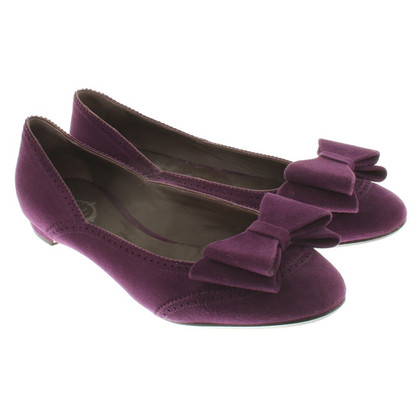 Unützer Ballerinas in purple
