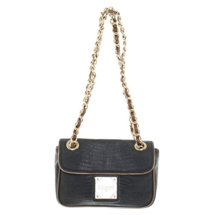 Blumarine Shoulder bag in black