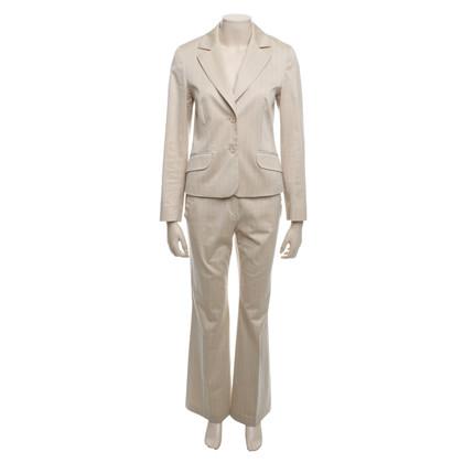 Escada Suit in crème