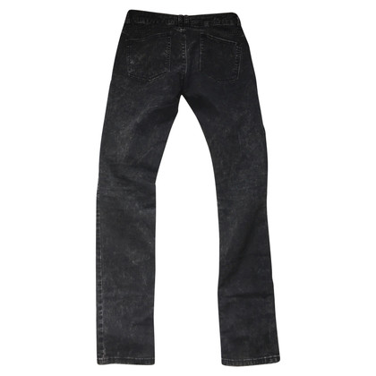 Sandro Embroidered jeans