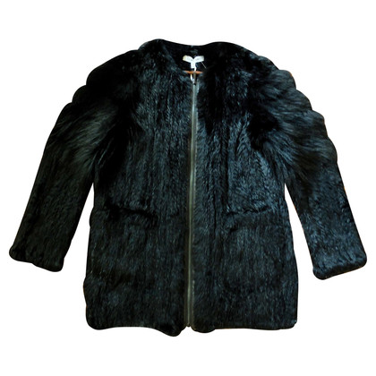 Elizabeth & James Fur coat
