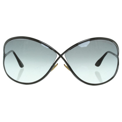 Tom Ford Sunglasses made of metal