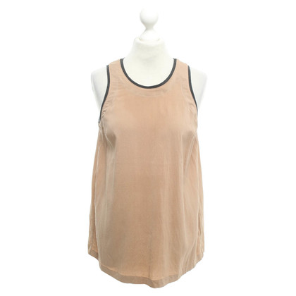 Brunello Cucinelli Top in Light Brown