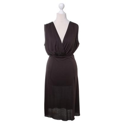 Joseph Ärmelloses Kleid in Braun