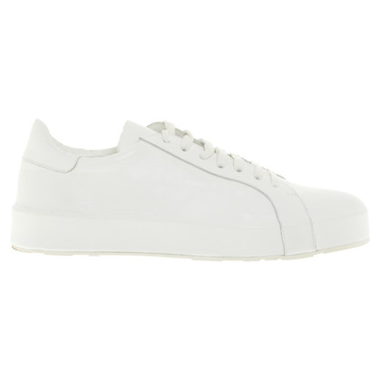 Jil Sander Sneakers in Weiß